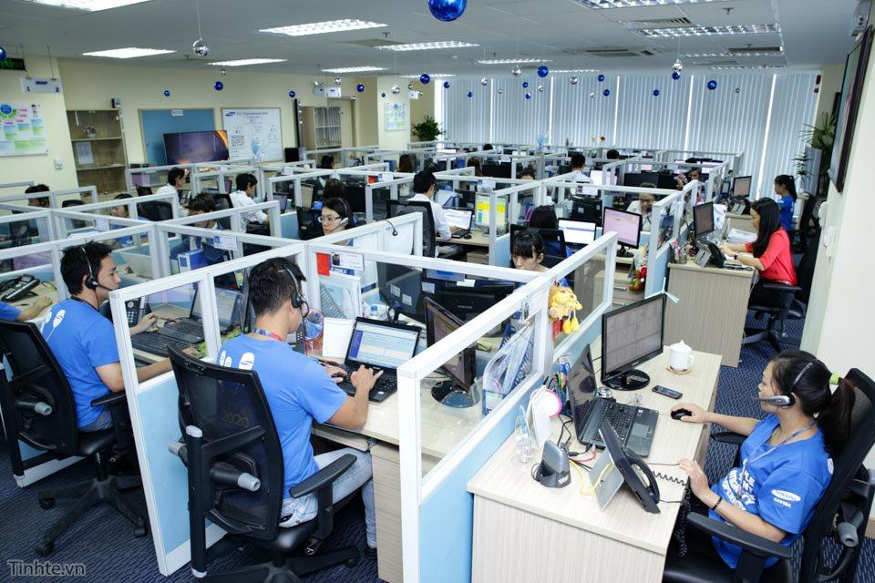 số điện thoại chăm sóc khách hàng tivi Samsung