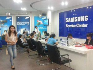 bảo hành tivi Samsung tại nhà
