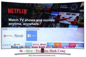 thay màn hình tivi samsung 65inch tại nhà