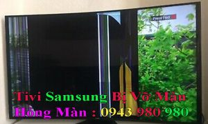 tivi samsung bị lỗi màn hình